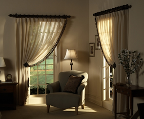Custom Drapes Dallas Fort Worth Texas
