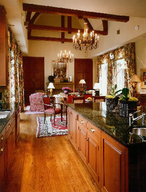 Kitchen Interior Design Dallas/Fort Worth