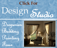 Click for Interior Design Studio - Draperies, Bedding, Painting, Faux