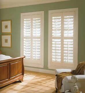 Plantation Shutters Dallas-Fort Worth, Texas